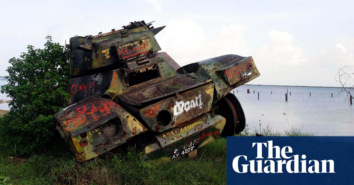 A Passage North by Anuk Arudpragasam review – a journey into the trauma of war