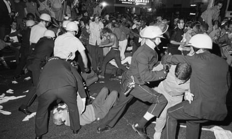 Don't compare the US surviving 1968 to 2018. It's an earthquake now