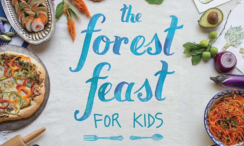 Cover of Forest Feast for Kids by Erin Gleeson