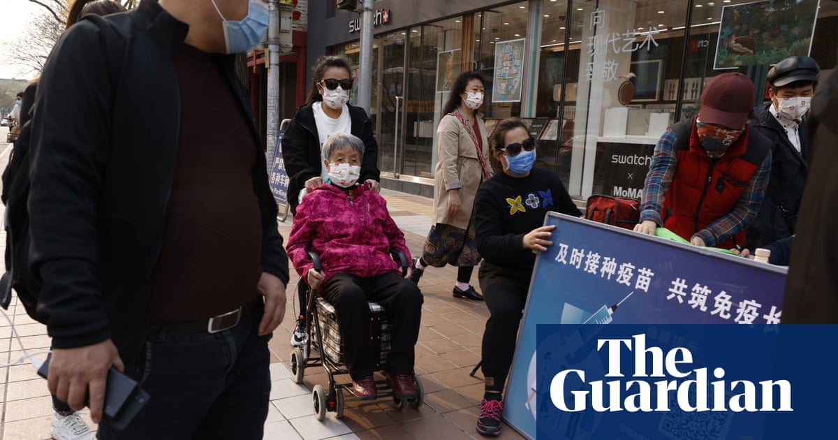 Top Beijing official admits efficacy of China's Covid vaccines is low