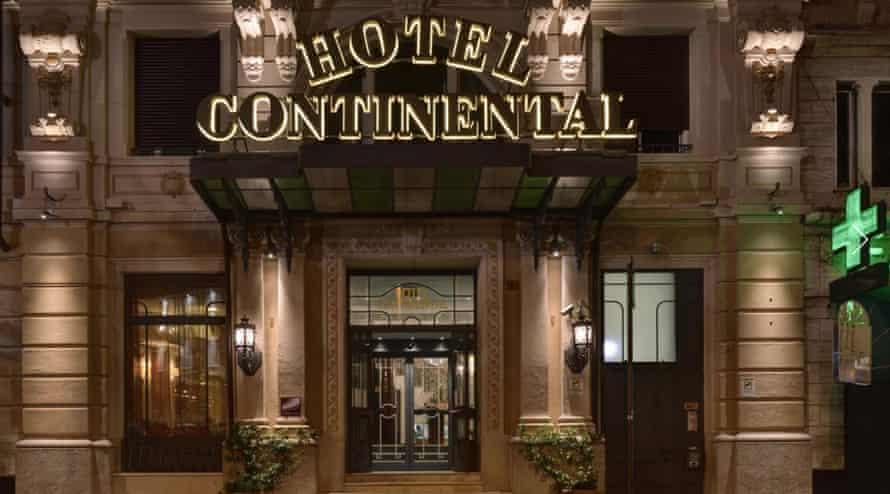 Hotel Continental Genoa