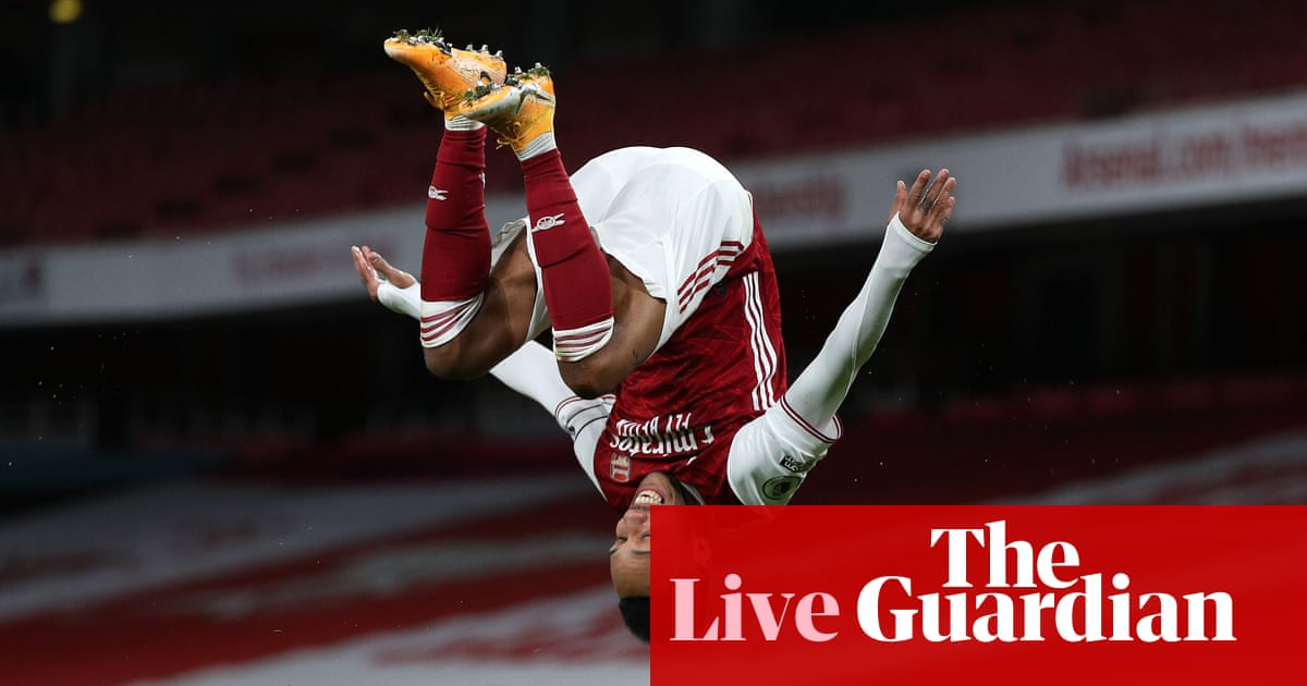Arsenal 3-0 Newcastle: Premier League – live! - the guardian