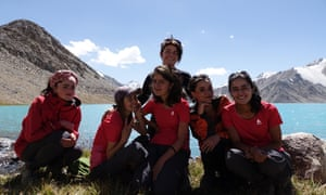 A new project in Tajikistan's Pamir mountains will soon see the country's first women guides leading treks.