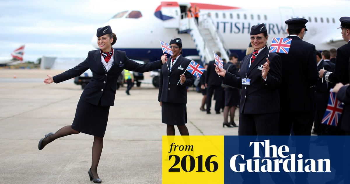 Female British Airways cabin crew win the right to wear