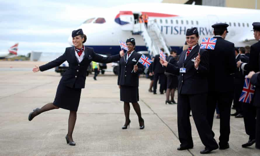 The decision has been hailed by the cabin crew's union Unite as a victory for equality and common sense