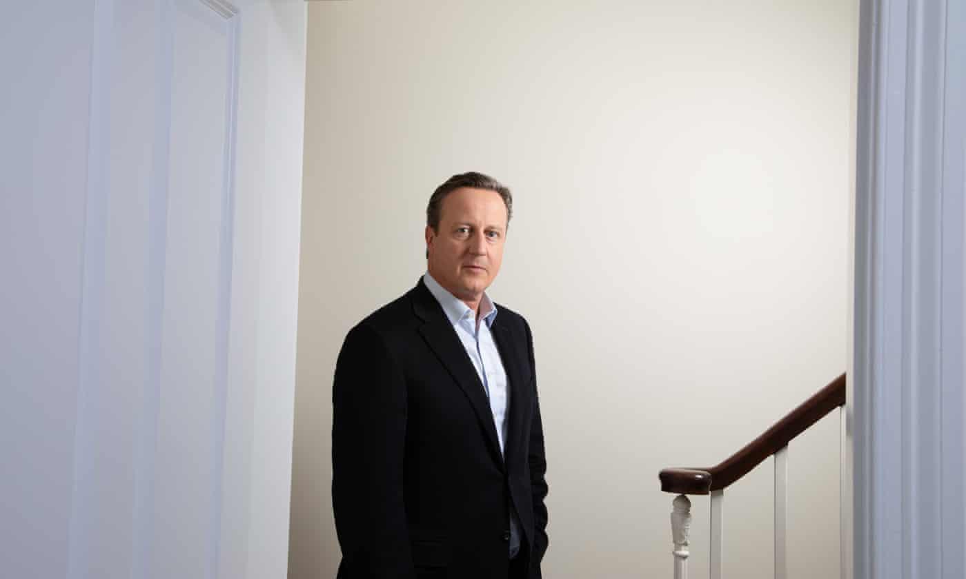TV tonight: the rise and plummeting fall of David Cameron