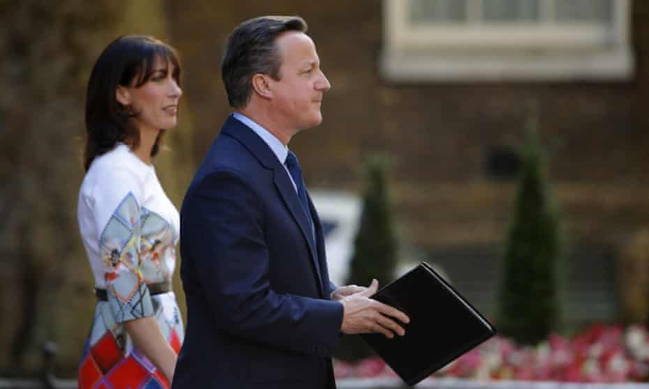 'By sacrificing his own job, Cameron has bought Britain three months' breathing-space.'