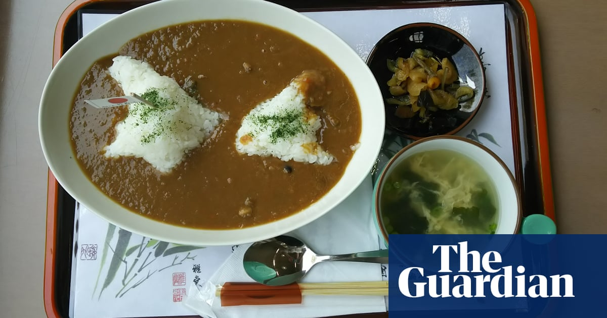 Japan's island-shaped curry inflames tensions with Korean neighbours