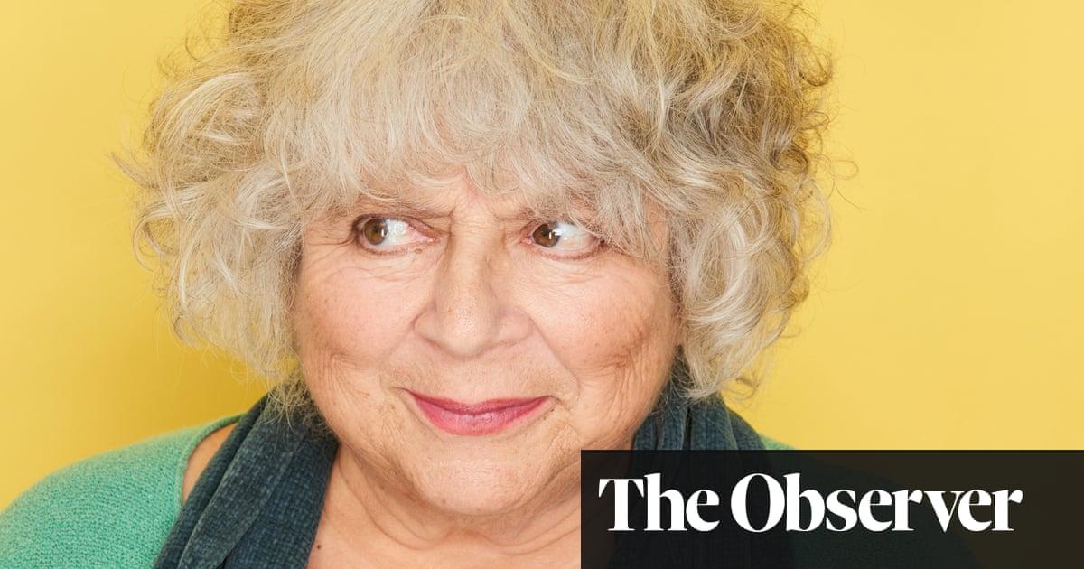 Miriam Margolyes: 'Writing my memoir was terrifying. It's quite revealing'