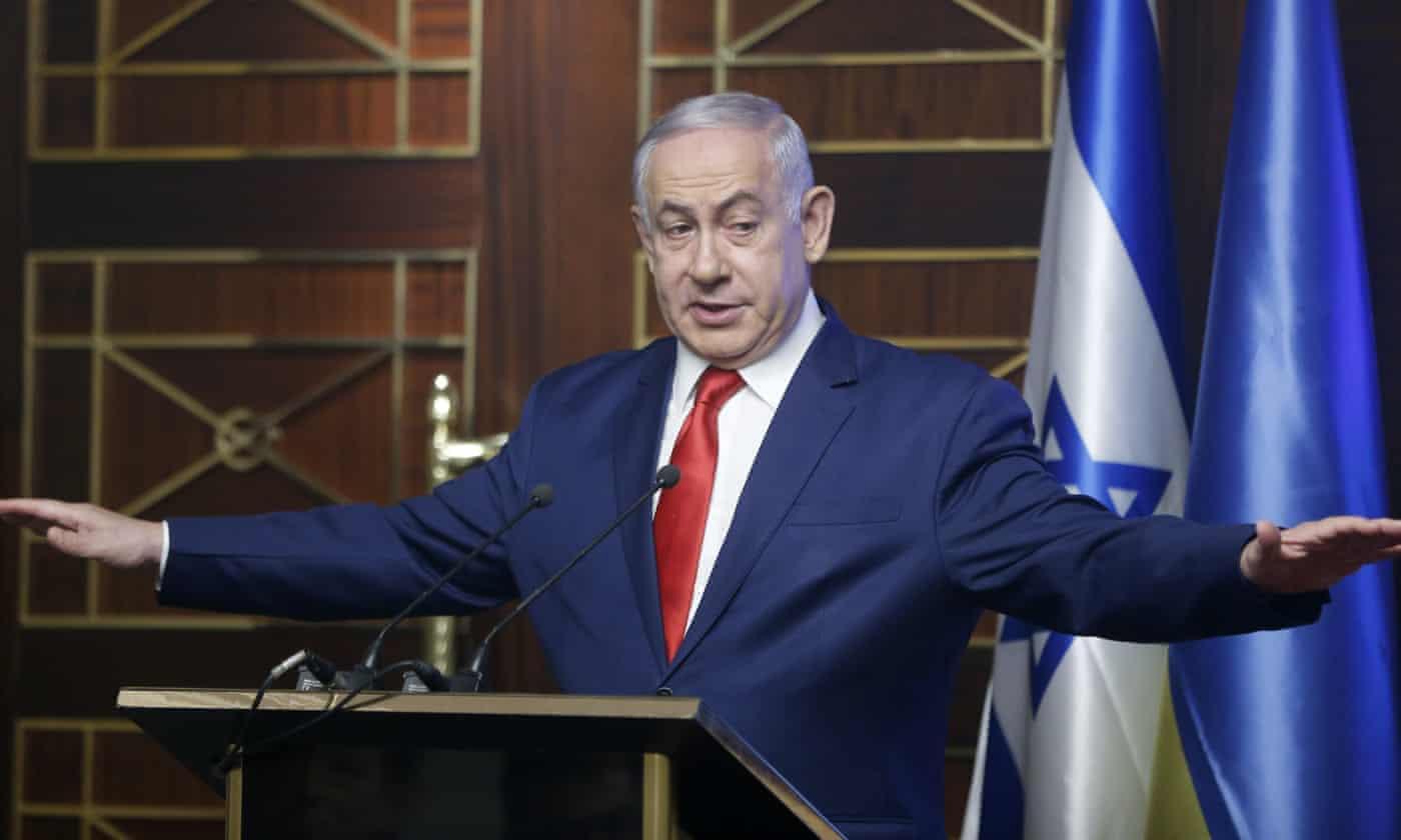 Netanyahu hails Israel strikes against Syria to foil Iran 'killer drone attack'