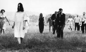 'Seismic impact' … Romero's Night of the Living Dead.
