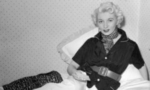 Ruth Ellis in 1954.