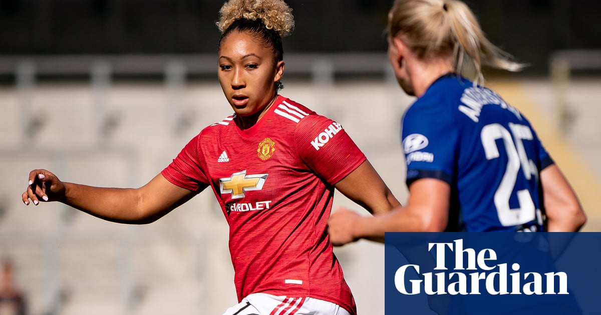 Chelsea agree fee to buy Lauren James from Manchester United