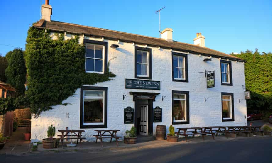 The New Inn in Appletreewick