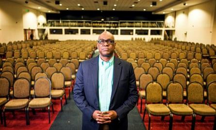 Pastor Agu Irukwu, leader of Jesus House in Brent Cross, north London