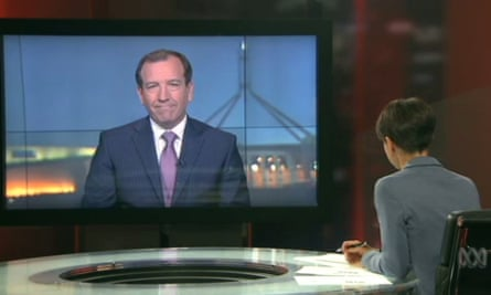 Mal Brough on Lateline. The special minister of state says host Emma Alberici line of questioning over the Ashby case was 'extraordinary'