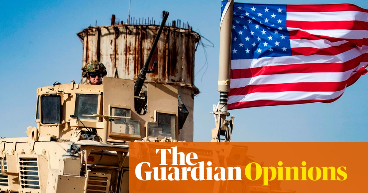 Trump is right to take troops out of Syria. Now they must leave Iraq and Afghanistan | Simon Jenkins