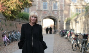 Diane Reay in Cambridge
