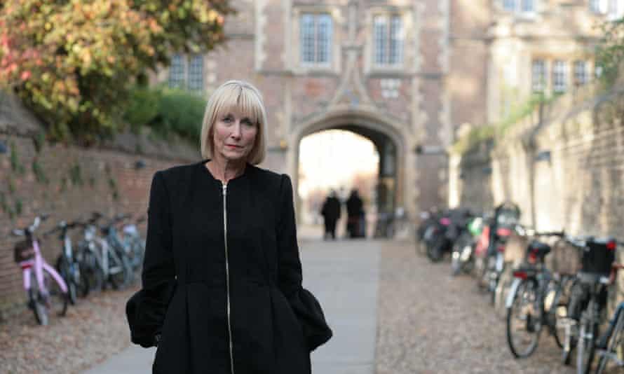 Diane Reay in Cambridge