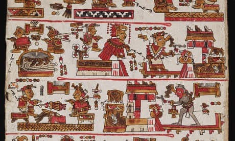 Hidden codex may reveal secrets of life in Mexico before Spanish conquest
