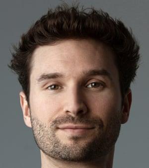Zack Seckler Portrait