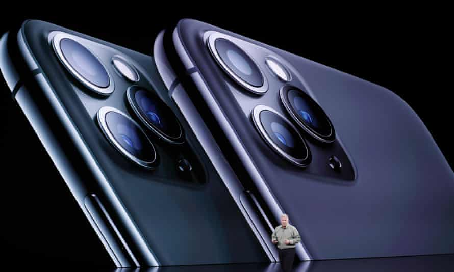 Apple launches new iPhone 11, iPhone 11 Pro and Pro Max, with new more powerful cameras.