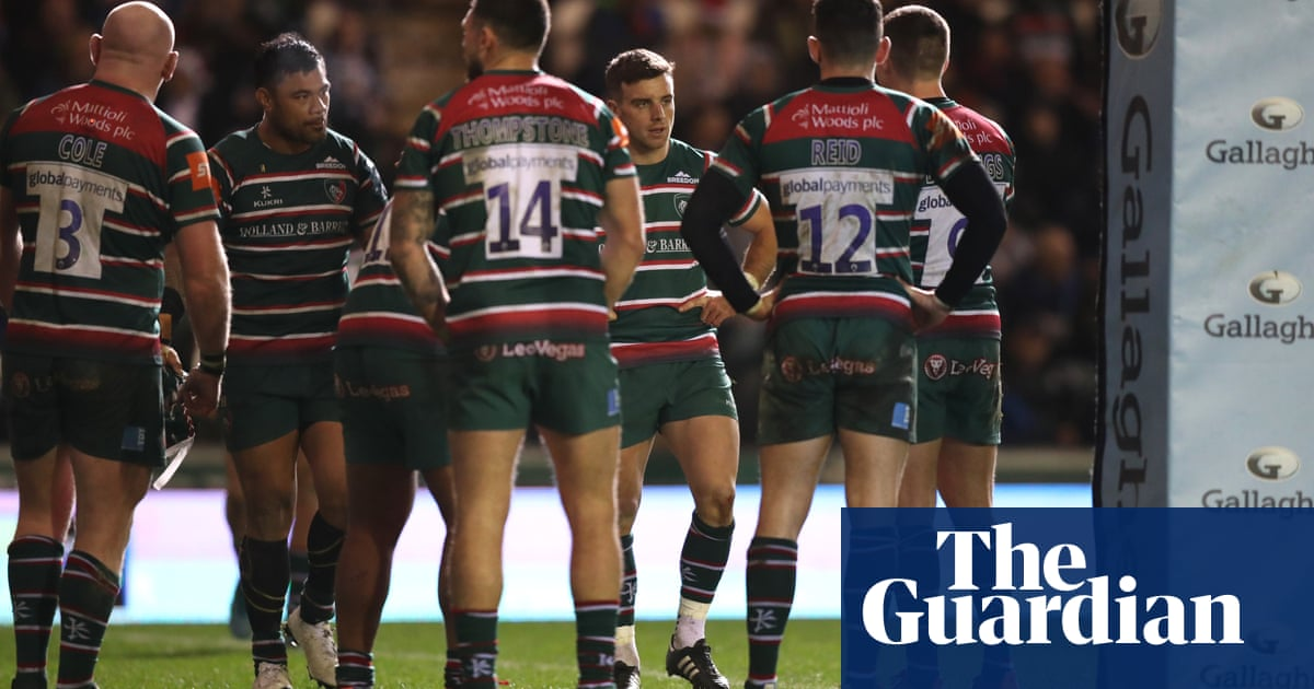 Geordan Murphy in unenviable position as Tigers travel to Harlequins