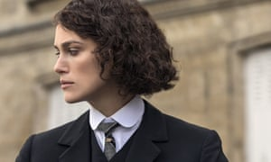 Keira Knightley as Colette in Wash Westmoreland's biopic.