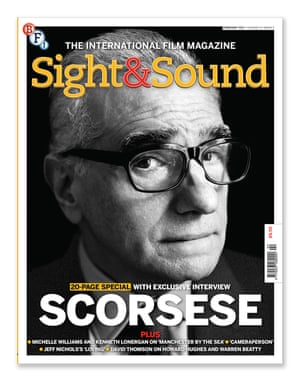 cover of sight and sound february 2017