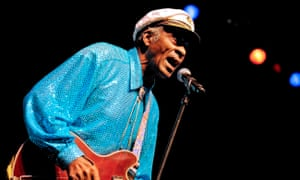 Chuck Berry: rocking into his 10th decade