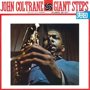 John Coltrane: Giant Steps 60th Anniversary Edition album cover