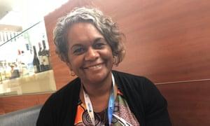 Renee Blackman, director of Gidgee Healing, Indigenous health service in Mt Isa, Queensland.