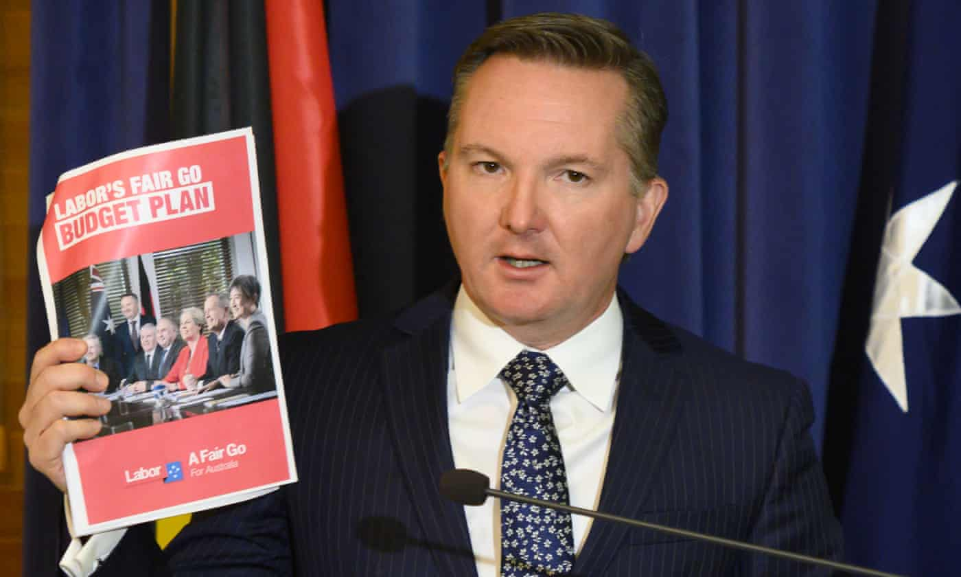 Labor costings reveal budget surplus of $21.7bn by 2022-23