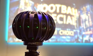 Sky is using the Jaunt VR 360-degree camera as part its 360 productions.