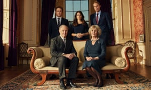 Cast of King Charles III