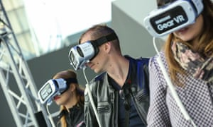 'Virtual reality can give everyone, regardless of where they live, the kind of experience needed to generate the urgency required to prevent environmental calamity'