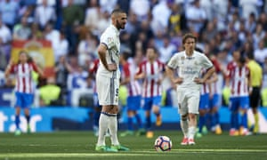 Real Madrid reflect on a goal that could affect their title ambitions.