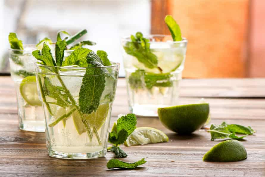 Lighter rums are good for drinks such as daiquiris and mojitos, while darker, spicier ones are more suited to sipping.