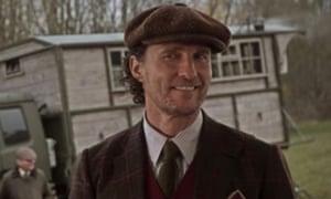 Matthew McConaughey in The Gentlemen