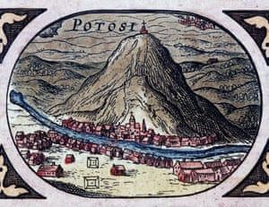 At its peak in the early 17th century, 160,000 native Peruvians, African slaves and Spanish settlers lived in Potosí.