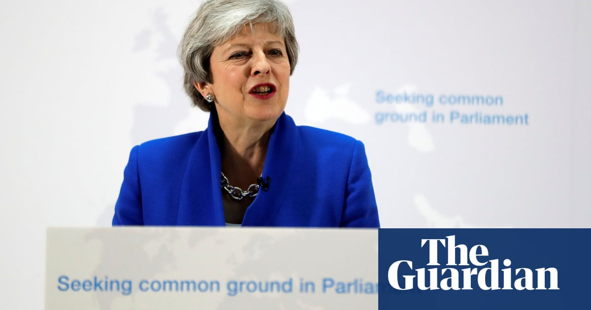 May's final effort to win backing falls flat as MPs reject 'new' Brexit deal
