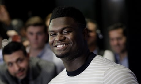 Zion Williamson and the ascendant Pelicans could hardly be in a better spot