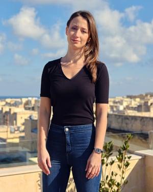 Lilla Salamon in Malta,