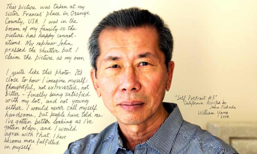 Self Portrait #5 (2008) by William Yang.