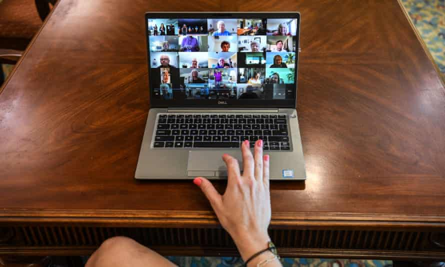 'If Covid-19 has taught us nothing else, it's that many more older people have become digitally savvy through using Zoom and other video conferencing software,,' says Mark Elliot, co-founder of Startup School for Seniors