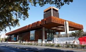 GAM Cultural Centre (Gabriela Mistral Cultural Center) Santiago de Chile