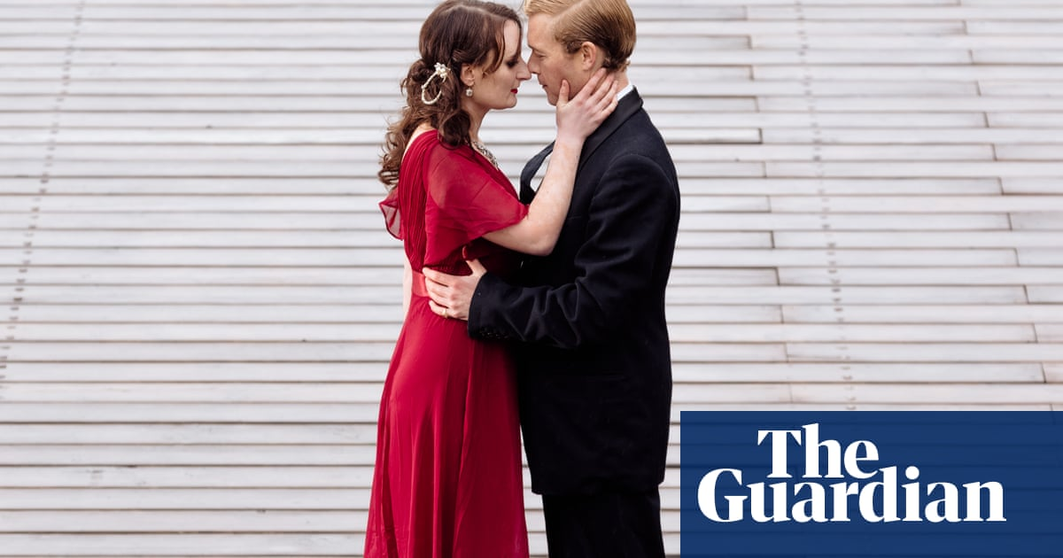 'You're looking at the person you love': the married couple playing Romeo and Juliet