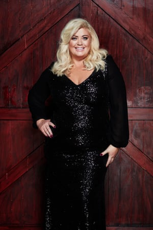 Gemma Collins from The Only Way Is Essex.