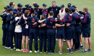 Mark Robinson said 'it feels the right time to allow a different voice to come in before the next T20 World Cup in Australia'.
