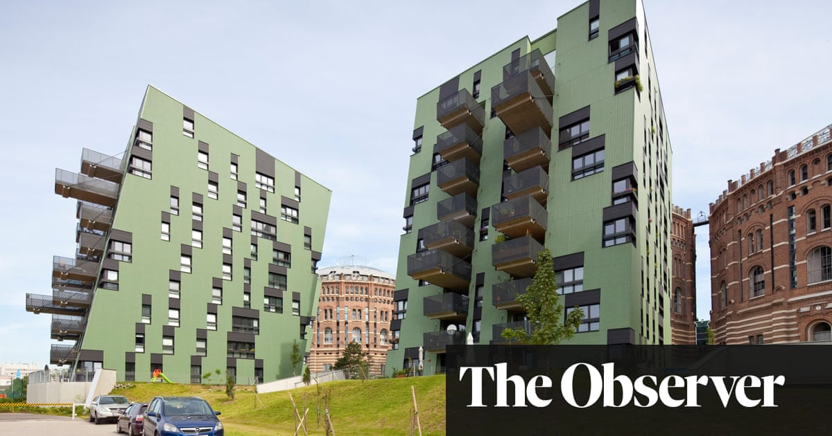 The experiments providing homes around the world | Cities | The Guardian